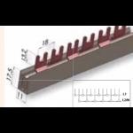 Šukos automatiams jungikliams., 3P, 54mod., U-formos, 16mm2, ETI 02921074 Šukos automatiniams jungikliams