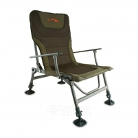 Sulankstoma kėdė FOX Duralite iki 180kg Универсал мебель