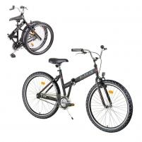 Sulankstomas dviratis, ratai 26, rėmas 17 (ūgis 160-170cm) Reactor Folding Comfort Sulankstomi dviračiai
