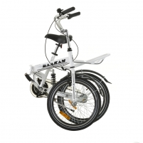 Sulankstomas dviratis Reactor Comfort 20 Bikes available