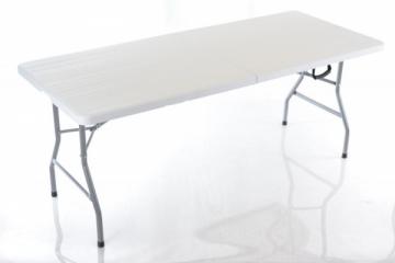 Sulankstomas lauko stalas, 183x76 cm Iepazīšanās mēbeles