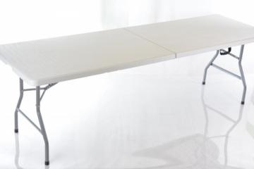 Sulankstomas lauko stalas, 244x76 cm Turistiniai baldai