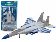 """Sulankstomas lėktuvo modelis """"Revel"""" 1:100 mastelio F-15 Eagle Lėktuvai vaikams"""