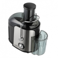 Adler AD 4107 Juice extractor, Powerful motor, Extra large feeding tube, Anti-drip system, Power 1000W Sulu spiede