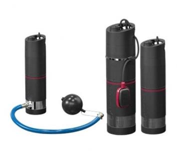 Šulinio siurblys vandens tiekimui Grundfos SBA 3-45 AW; 15m, 1~230V (su plūduru, filtru ir plūdiniu jungikliu) Water pumps