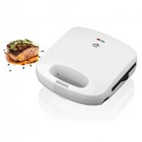 Sumuštinių keptuvas ETA Sandwich maker, waffle maker and grill ETA415690000 700 W, Number of plates 3, Number of sandwiches 2, Elektriskās pannas
