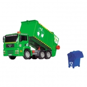 Sunkvežimis Air Pump Garbage Truck