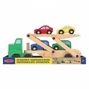 Sunkvežimis-tralas Car Transporter