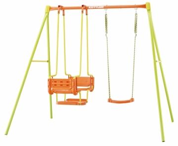 Sūpuoklės KETTLER Swing 3 dvivietės Žaidimų aikštelės