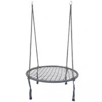 Sūpynės tinklelis GoodHome Grey (80cm, iki 150kg) Supynės, krėslai
