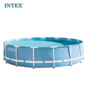 Surenkamas baseinas INTEX 457x107 cm Lauko baseinai