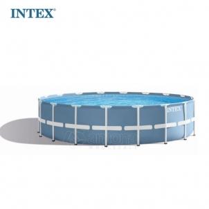 Surenkamas baseinas INTEX Rondo Prism 549x122 cm Lauko baseinai
