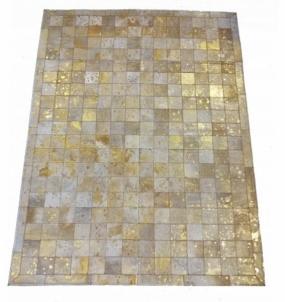 Susiūtas karvės kailio carpet 200x150 cm Carpets