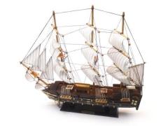 Suvenyrinis laivas 50см х 45см Kuģu un laivu bērniem