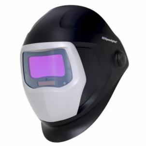 Suvirintojo skydelis 3M Speedglas 9100SW, su 9100X filtru Kitos suvirinimo medžiagos
