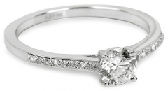 Engagement ring Brilio Silver 31G3050 (Size: 54 mm) Engagement rings