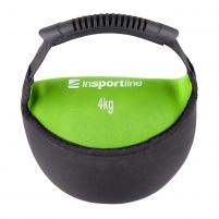 Svarstis inSPORTline Bell-bag 4 kg Weights, weights, vultures