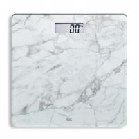 Svarstyklės ADE Bathroom Scale BE 1711 AURORA Maximum weight (capacity) 180 kg, Accuracy 100 g, Multiple user(s), White