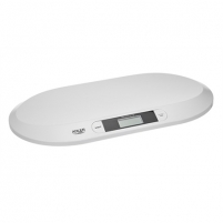 Svarstyklės Adler AD 8139 Child Scale Adler Adler AD 8139 Maximum weight (capacity) 20 kg, Accuracy 10 g, White Household scales