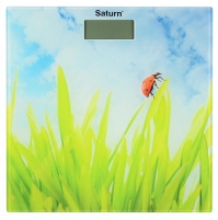 Svarstyklės Bathroom scale Saturn ST-PS0282