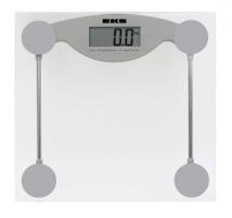 Svarstyklės EKS 9651 GR Household scales