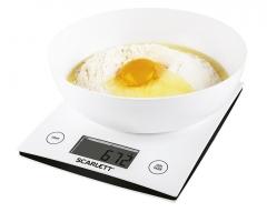 Svarstyklės Kitchen scale Scarlett SC-KS57B10 | 5kg