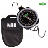 Svarstyklės MAD Cat Weigh Clock 150kg Fisherman's tools