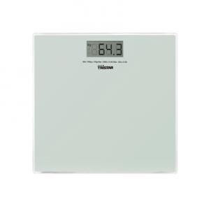 Svarstyklės Tristar Bathroom scale WG-2419 Maximum weight (capacity) 150 kg, Accuracy 100 g, White Household scales