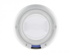 Svarstyklės ViceVersa Kitchen Scale Buble 5kg white 13061 Household scales