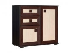 Chest of drawers for the living room Lotos Chest of drawers for the living room