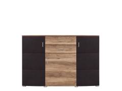 Chest of drawers for the living room Oxygen KOM3D2S/7/15