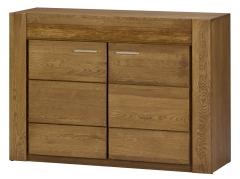 Chest of drawers for the living room Velvet 44