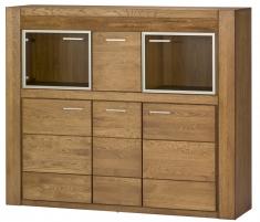 Chest of drawers for the living room Velvet 48