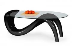 Svetainės Staliukas Cortina Svetainės staliukai