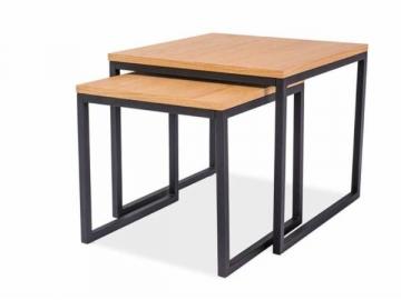 Svetainės staliukas Largo Duo