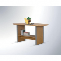 Small table Owalna Lux