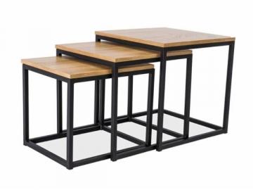 Svetainės staliukas Trio