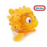 Šviečianti geltona vonios žuvytė | Sparkle Bay | Little Tikes Peldvietu baby