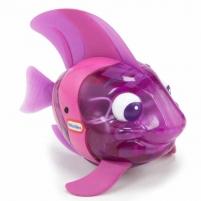 Šviečianti violetinė vonios žuvytė | Sparkle Bay | Little Tikes