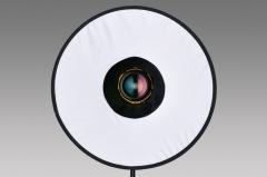 Šviesdėžė Roundflash Magnetic Black Studijas aksesuāri