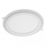 Šviestuvas LED 15W, įleidžiamas, apvalus, baltas, matinis, 4400K,SMD2835, Round, PMX PLPL15R20