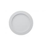 Šviestuvas LED 25W, IP54, 230V, įleidžiamas, apvalus, baltas, matinis, 2000lm, 4500K, ORIS, GTV LD-ORW25W-NB