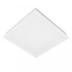 Šviestuvas LED 32W, IP40, įleidžiamas, baltas, matinis stiklis, 4200lm(128lm/1W), 4000K, 60x60cm, su integruotu LED, IB, MODUS IB4000A4KO600ND