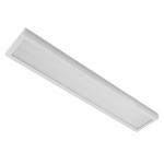 Šviestuvas LED 38W, IP40, paviršinis, baltas, matinis stiklas, 4400lm(116lm/1W), 4000K, 1210x240mm, su integruotu LED, ESO, MODUS ESO4000RMK04ND