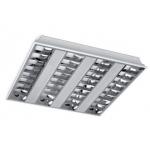 Šviestuvas LED 50W, IP20, įleidžiamas, 5500lm, 4000K, 4x60cm, AC220-240V, baltas, CELTA, GTV LD-CE4060W-50
