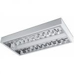 Šviestuvas LED 50W, IP20, paviršinis, 5000lm, 4000K, 2x120cm, AC220-240V, CELTA, GTV LD-CE2120N-50