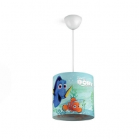 Šviestuvas Philips 71751/90/16 Finding Dory, Blue Desktop lamps