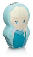 Šviestuvas Philips Disney 71767/37/16 Elsa, LED, Blue
