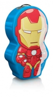 Šviestuvas Philips Marvel 71767/35/16 Iron Man, LED, different colors Desktop lamps