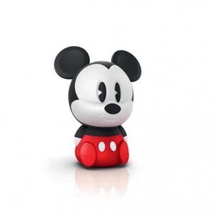 Šviestuvas Philips SoftPal 71883/32/P0 Mickey Mouse, LED, Black Staliniai šviestuvai